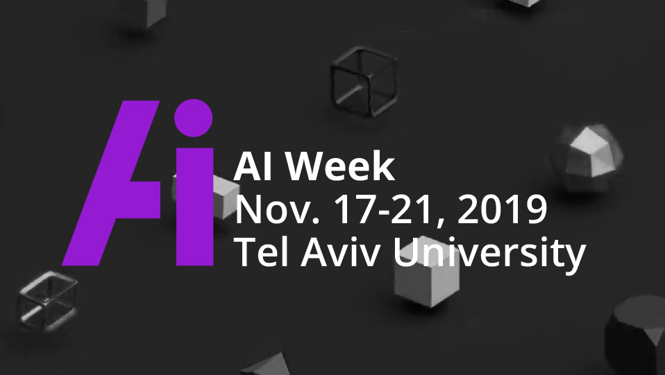 AI WEEK TLV 2019