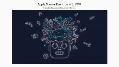Apple Special Event June 3, 2019..