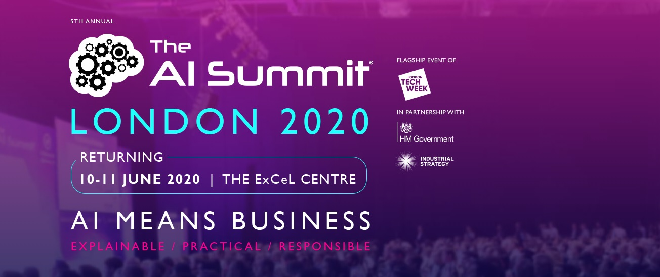 Events In London June 2020.The Ai Summit London 2020 Codesign Blog