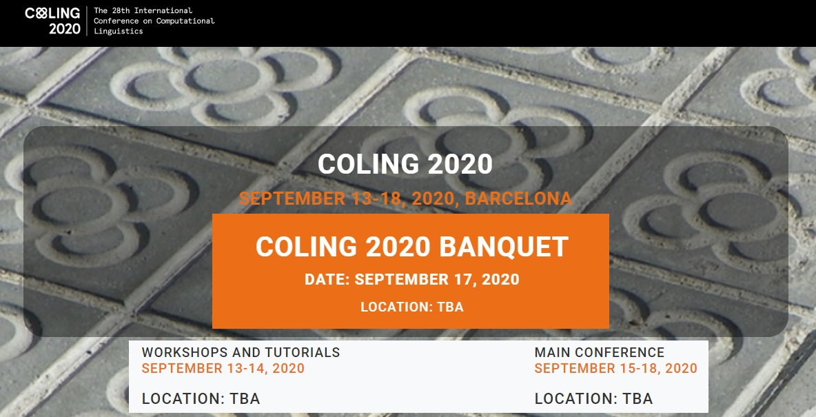 COLING 2020