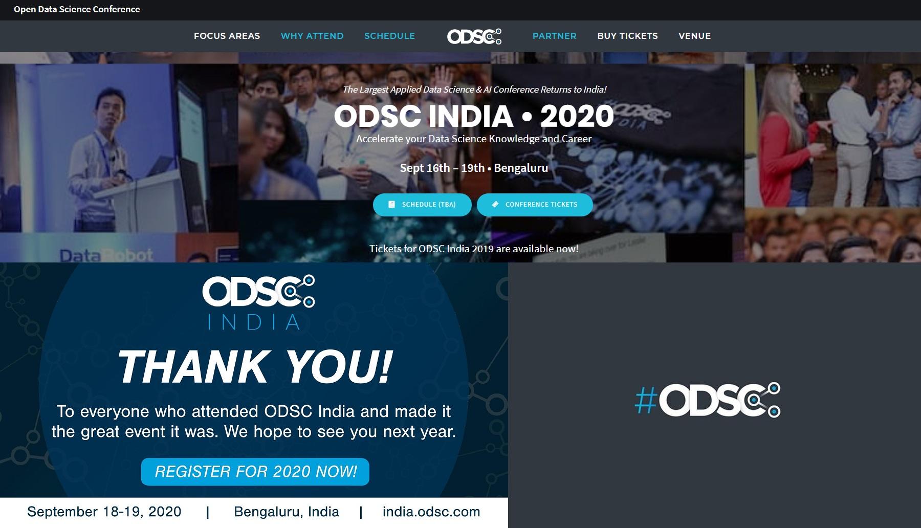ODSC INDIA 2020