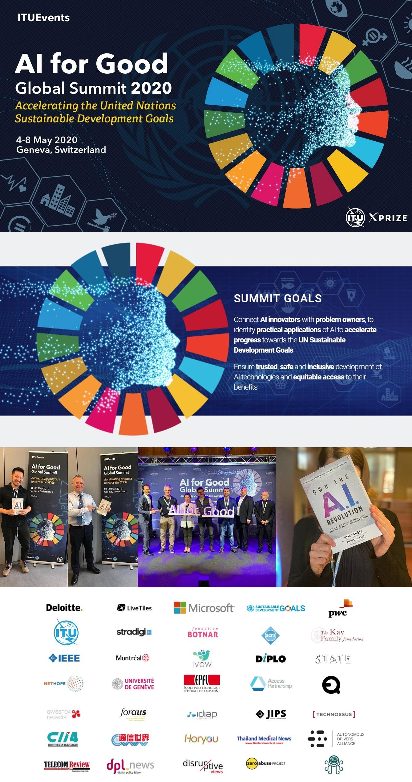 AI for Good Global Summit 2020