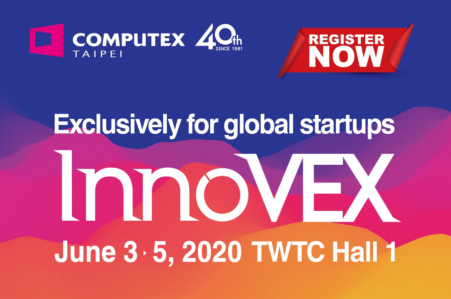 COMPUTEX InnoVEX 2020