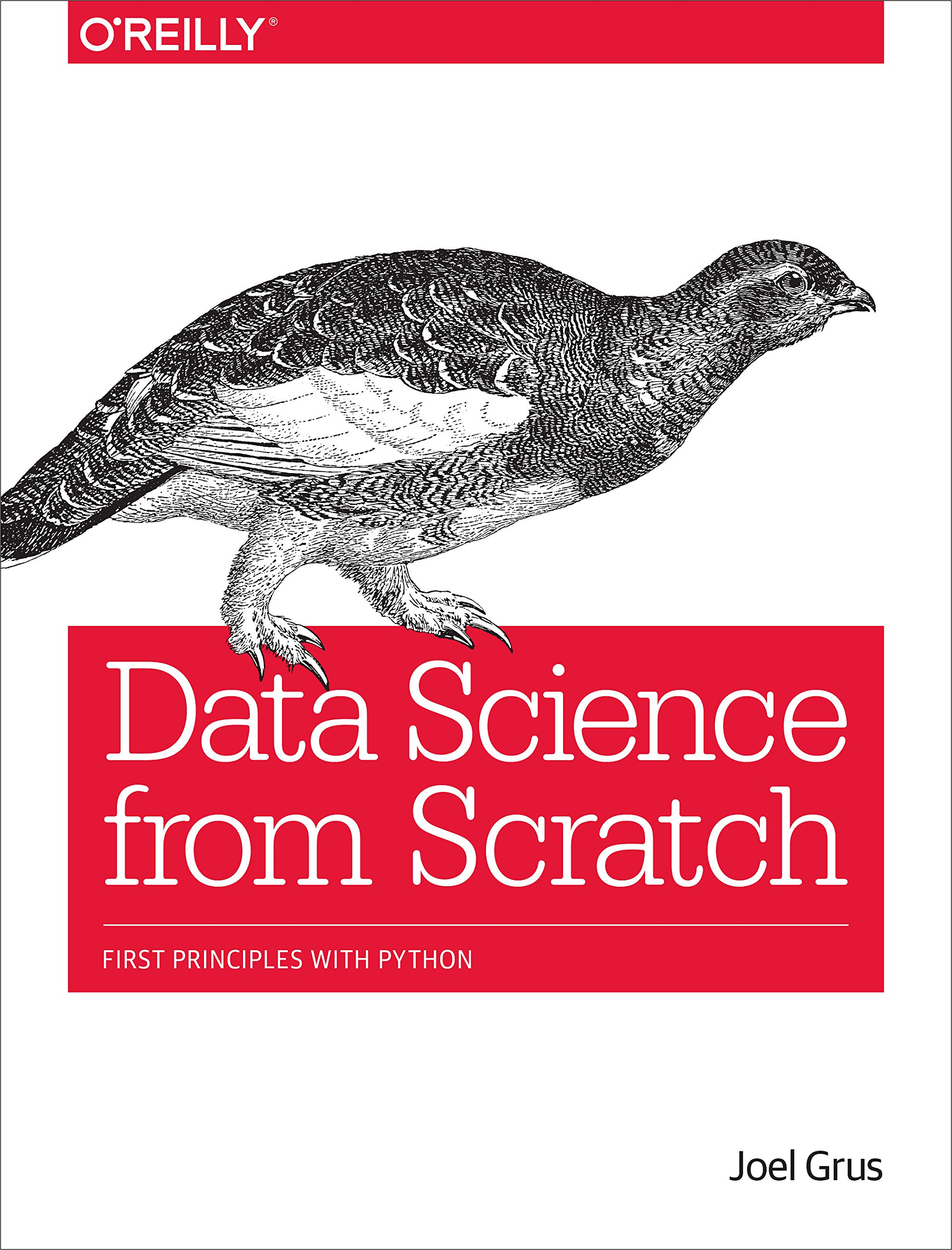 Data Science from Scratch: First Principles with Python, Intermational Edition Paperback – 1900