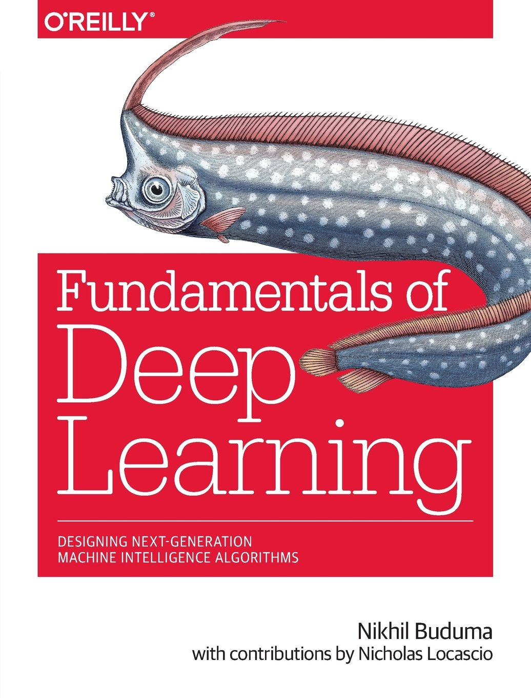 Fundamentals of Deep Learning: Designing Next-Generation Machine Intelligence Algorithms 1st Edition