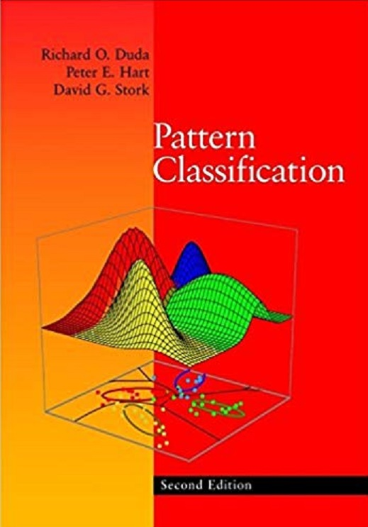 Pattern Classification (Pt.1) 2nd Edition