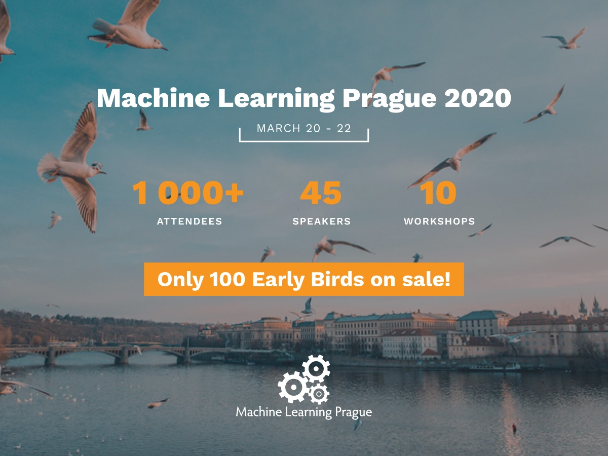 Machine Learning Prague 2020