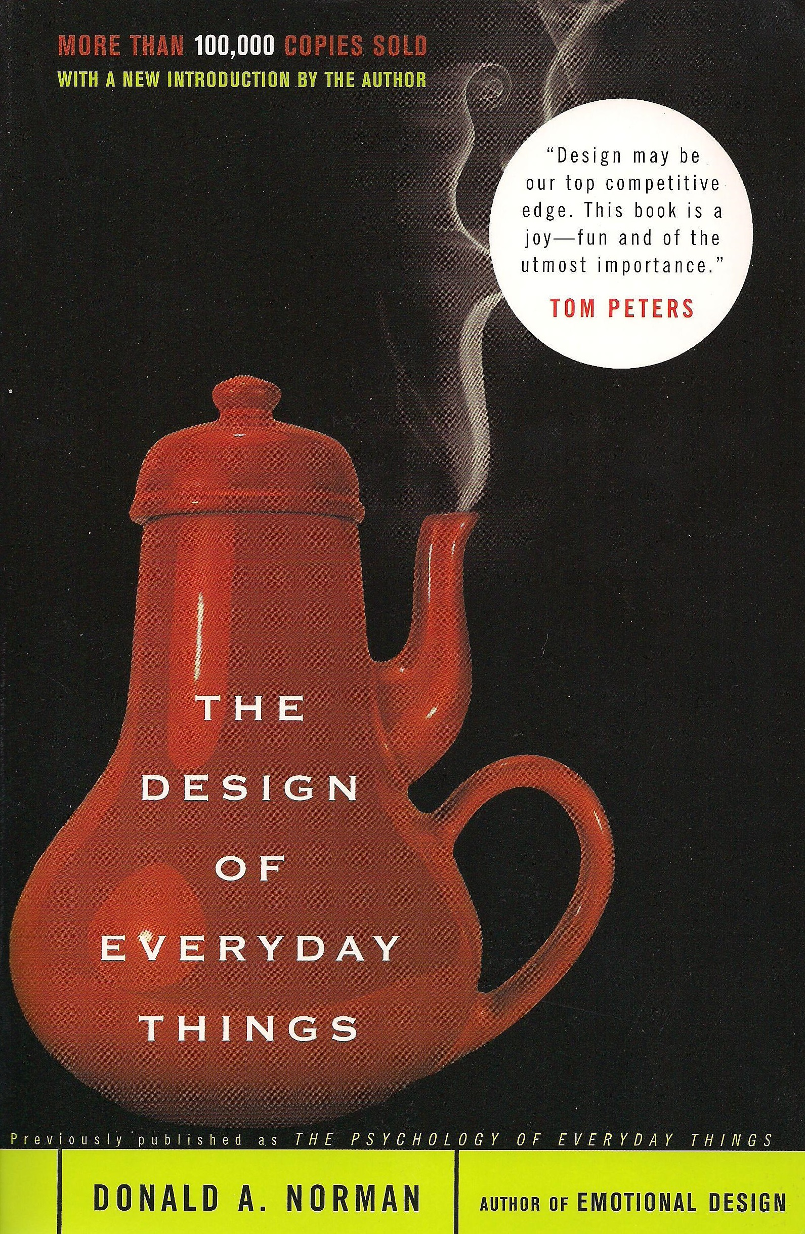 The Design of Everyday Things 2002 Edition