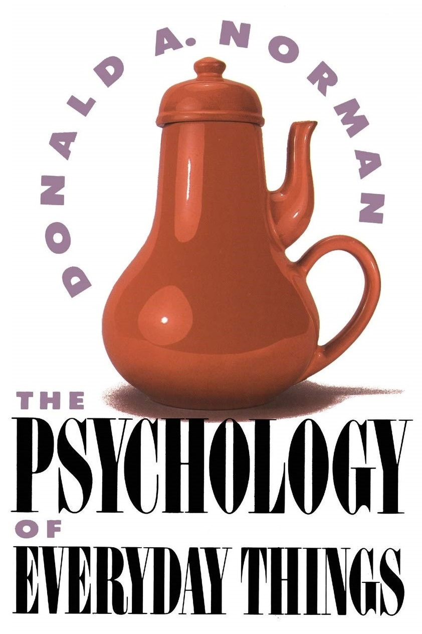 The Psychology Of Everyday Things 1988 Edition