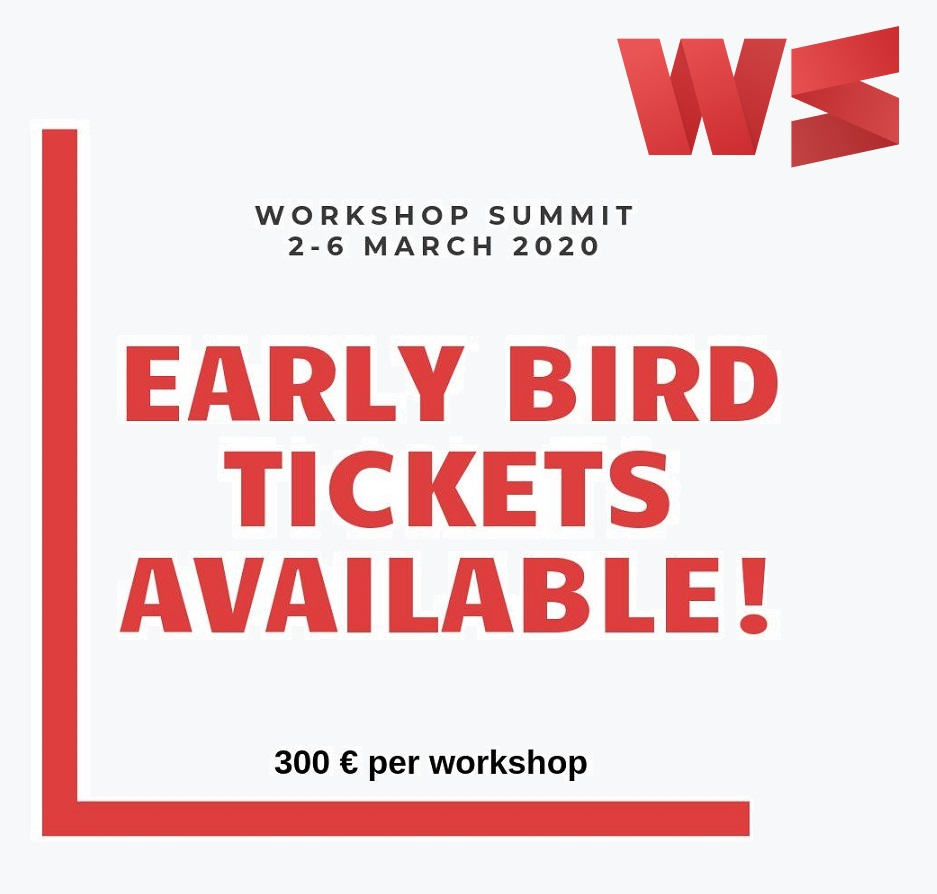Workshop Summit 2020
