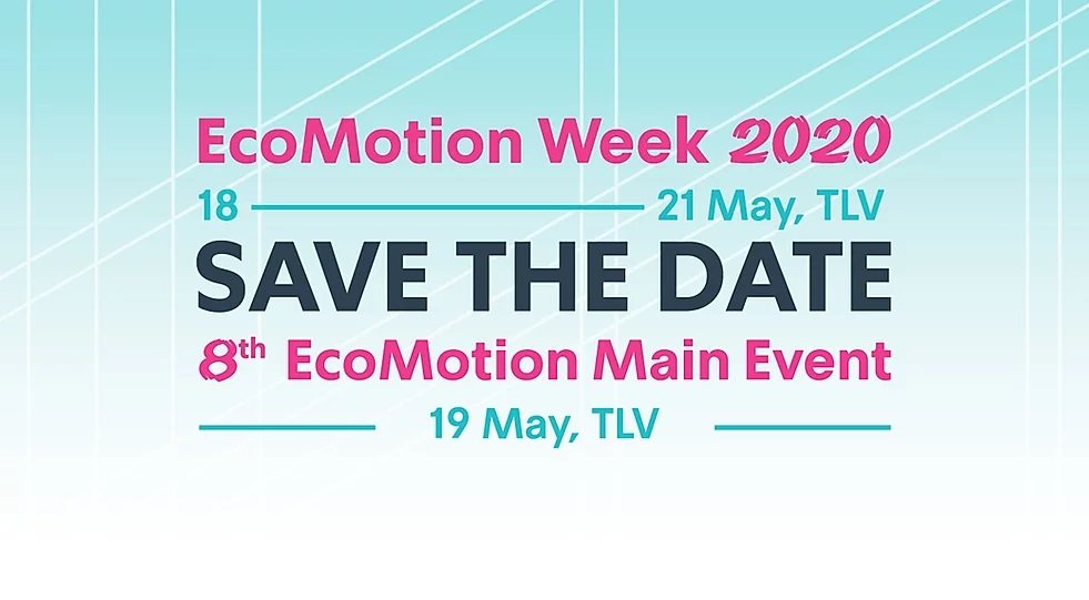 EcoMotion Week 2020