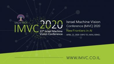 Israel Machine Vision Conference (IMVC) 2020