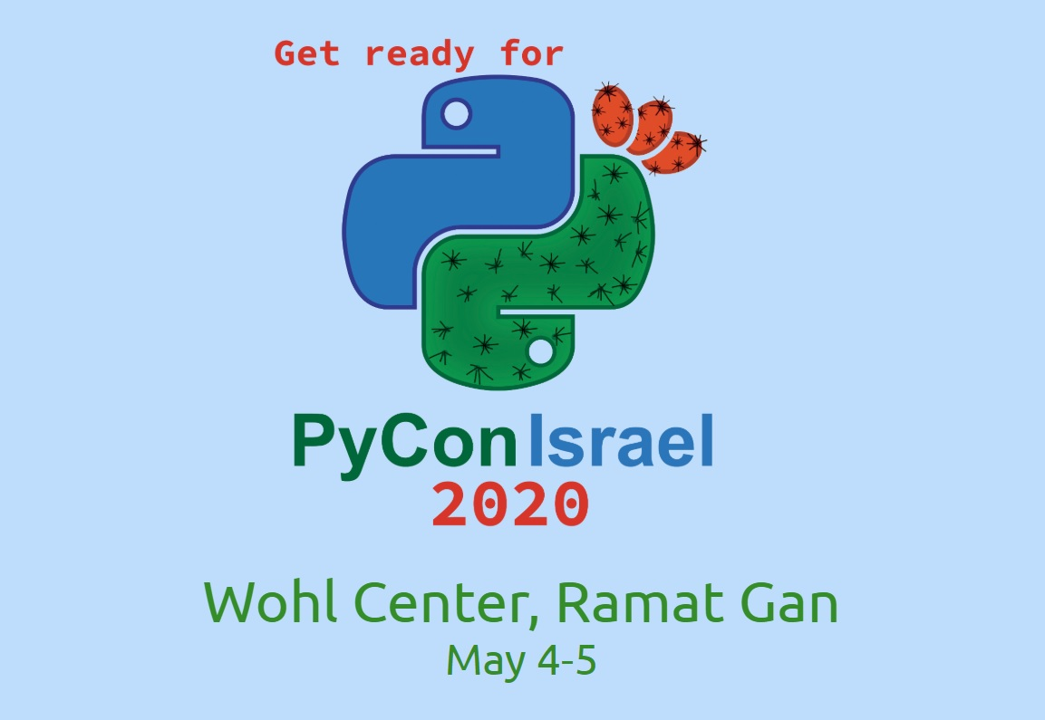 PyCon Israel 2020