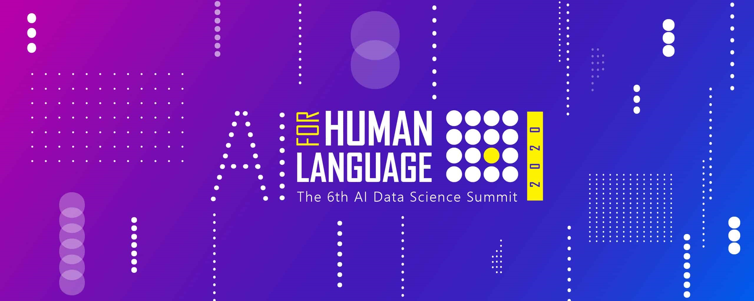 AI Data Science Summit 2020