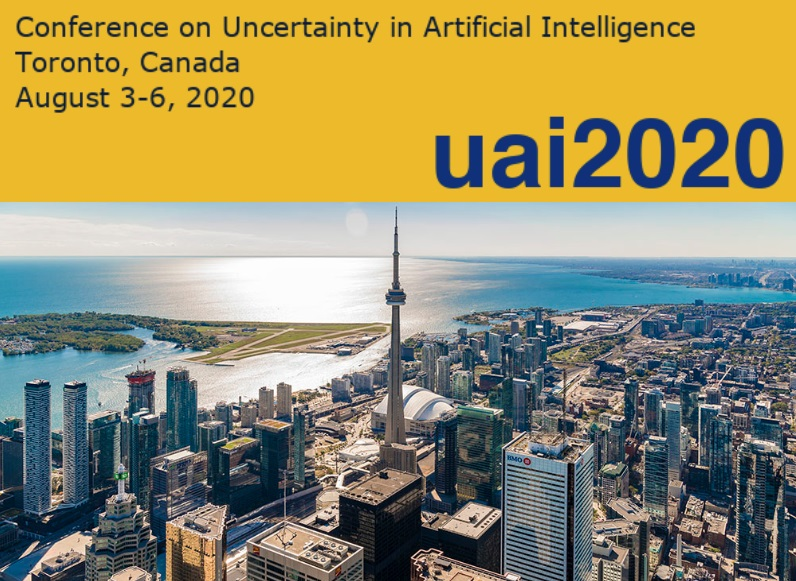 The 36th Conference on UAI 2020