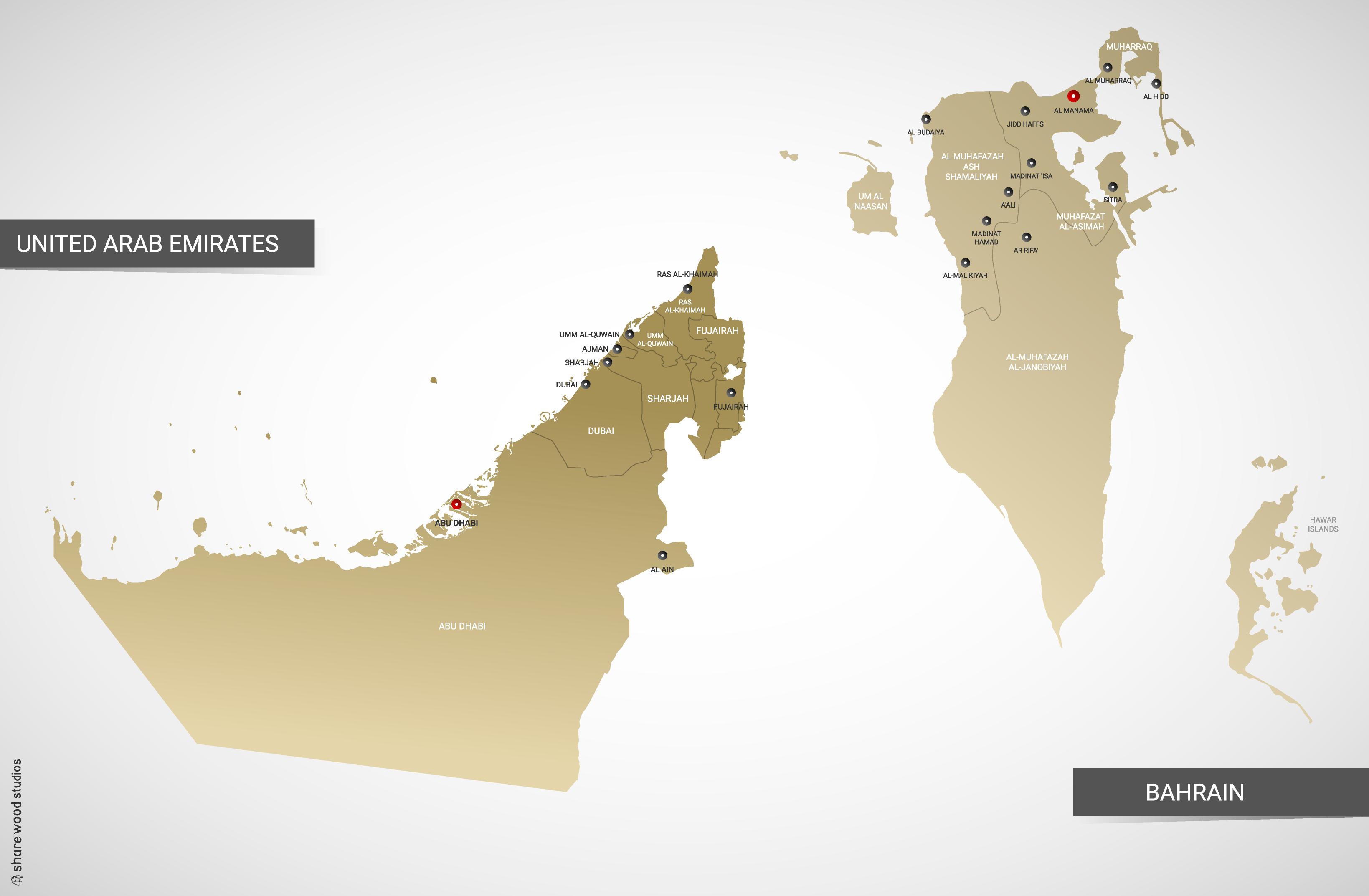 UAE BAHRAIN ISRAEL